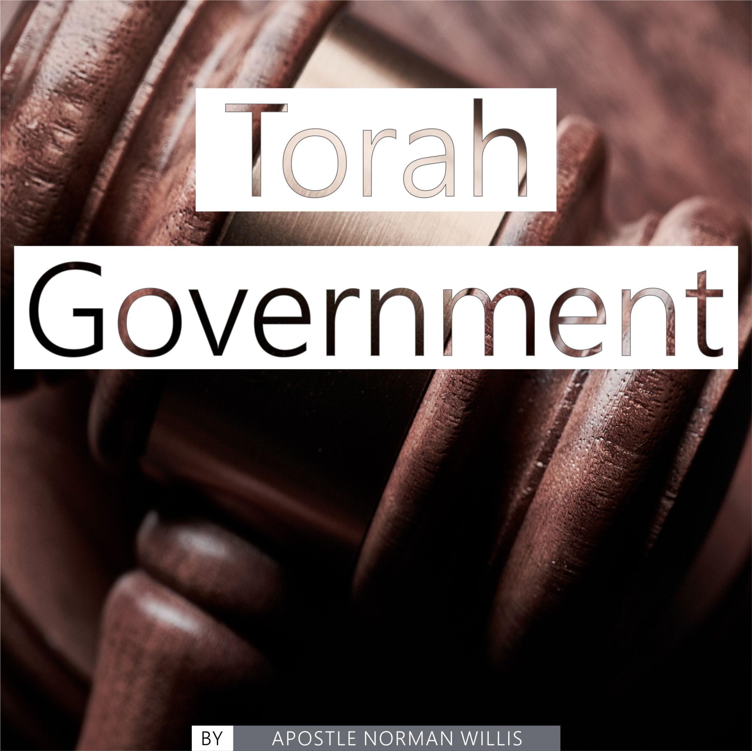 Torah Government