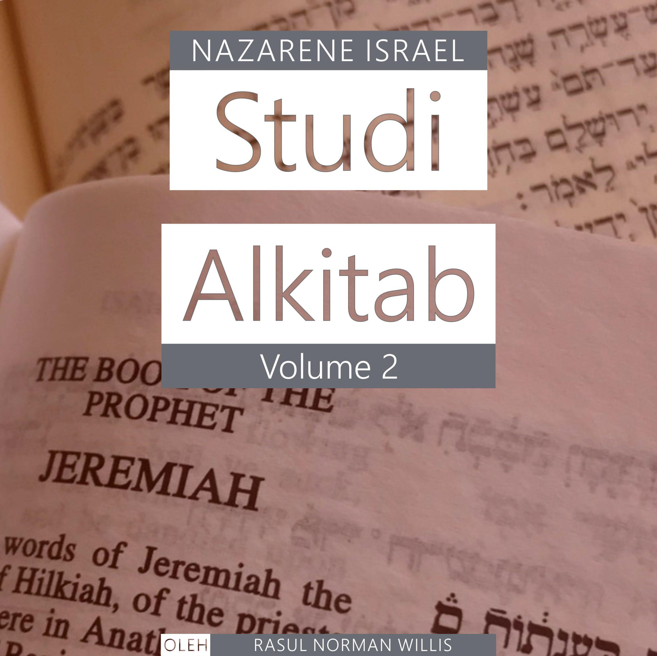 Studi Alkitab Nazaret Vol. 2