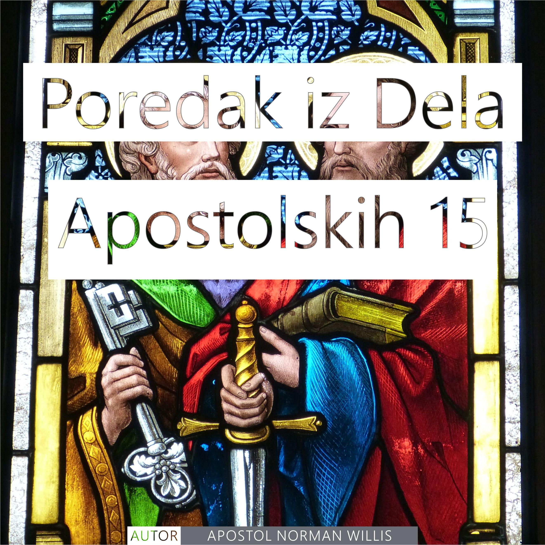 Poredak iz Dela apostolskih 15