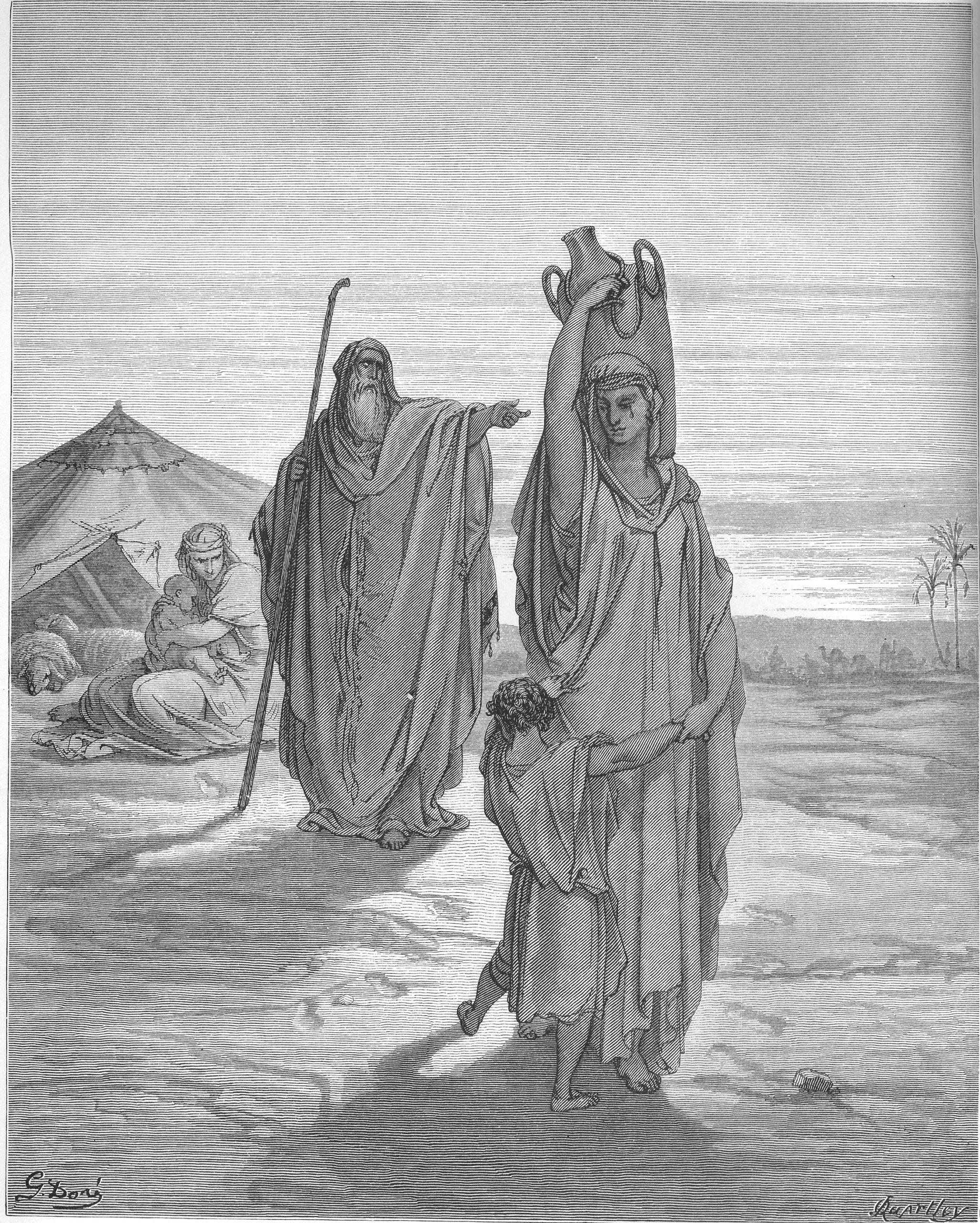Von Adam zu Ishmael