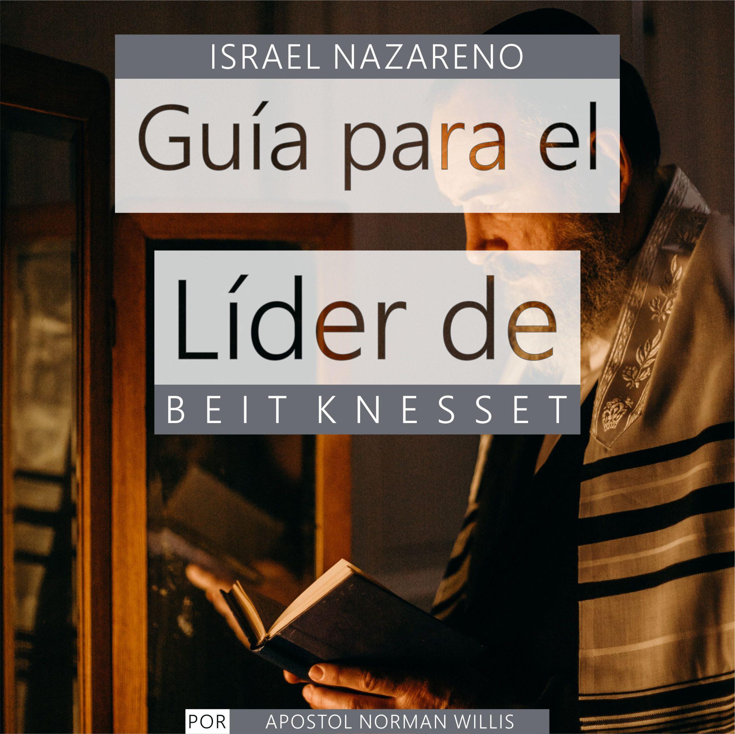 Guía para el Líder de Beit Knesset