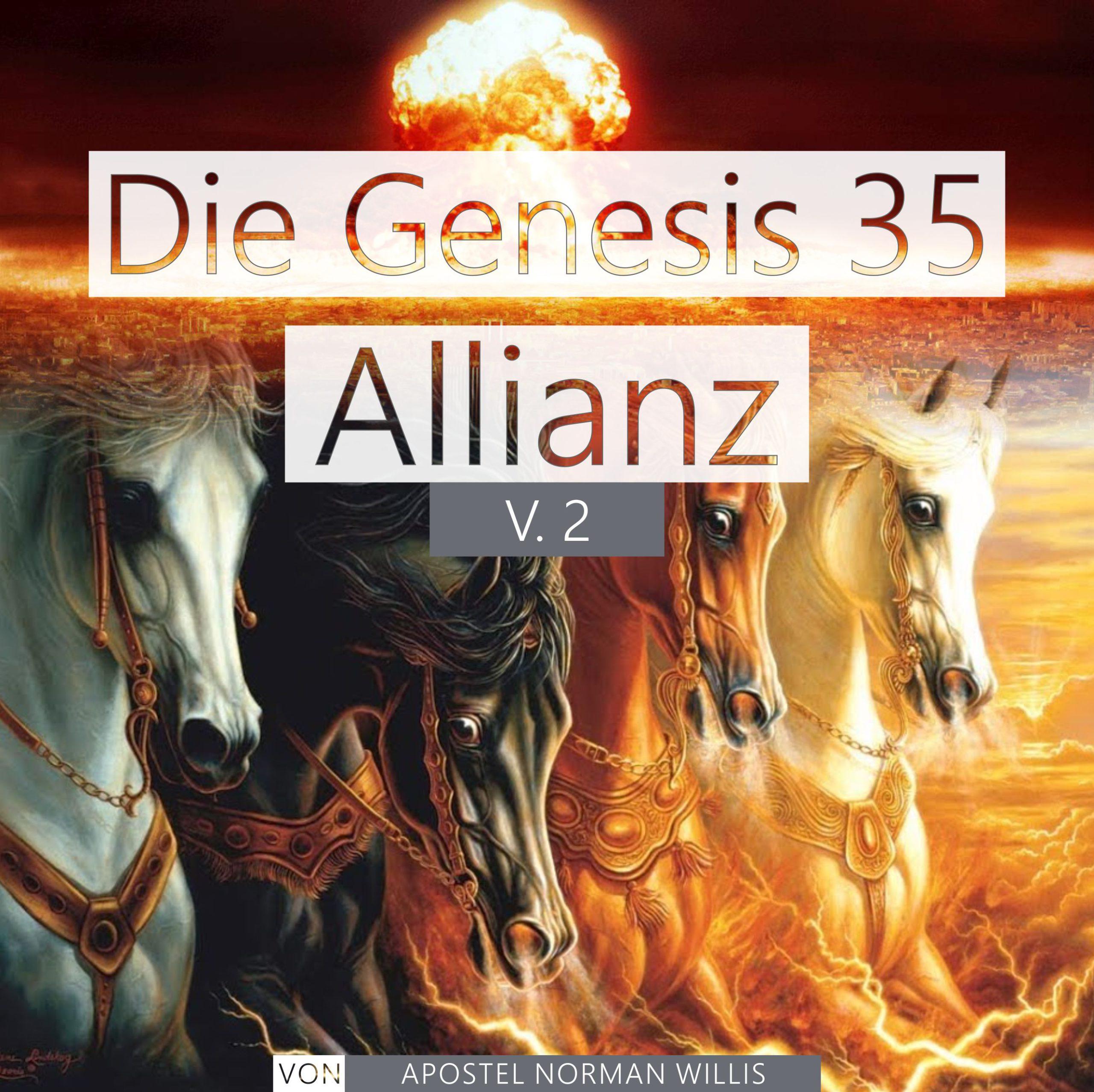Die Genesis 35 Allianz v2