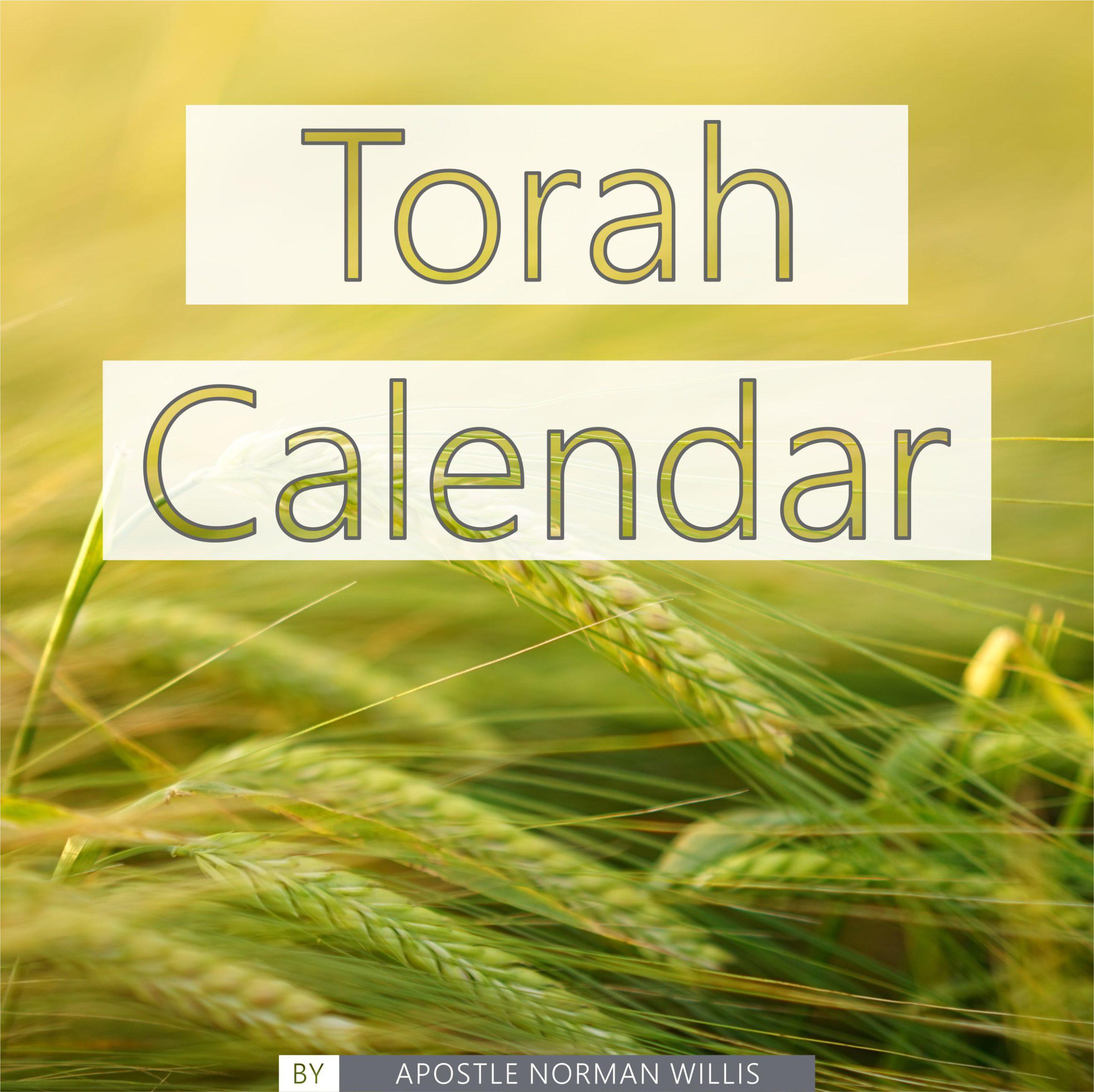 Torah Calendar