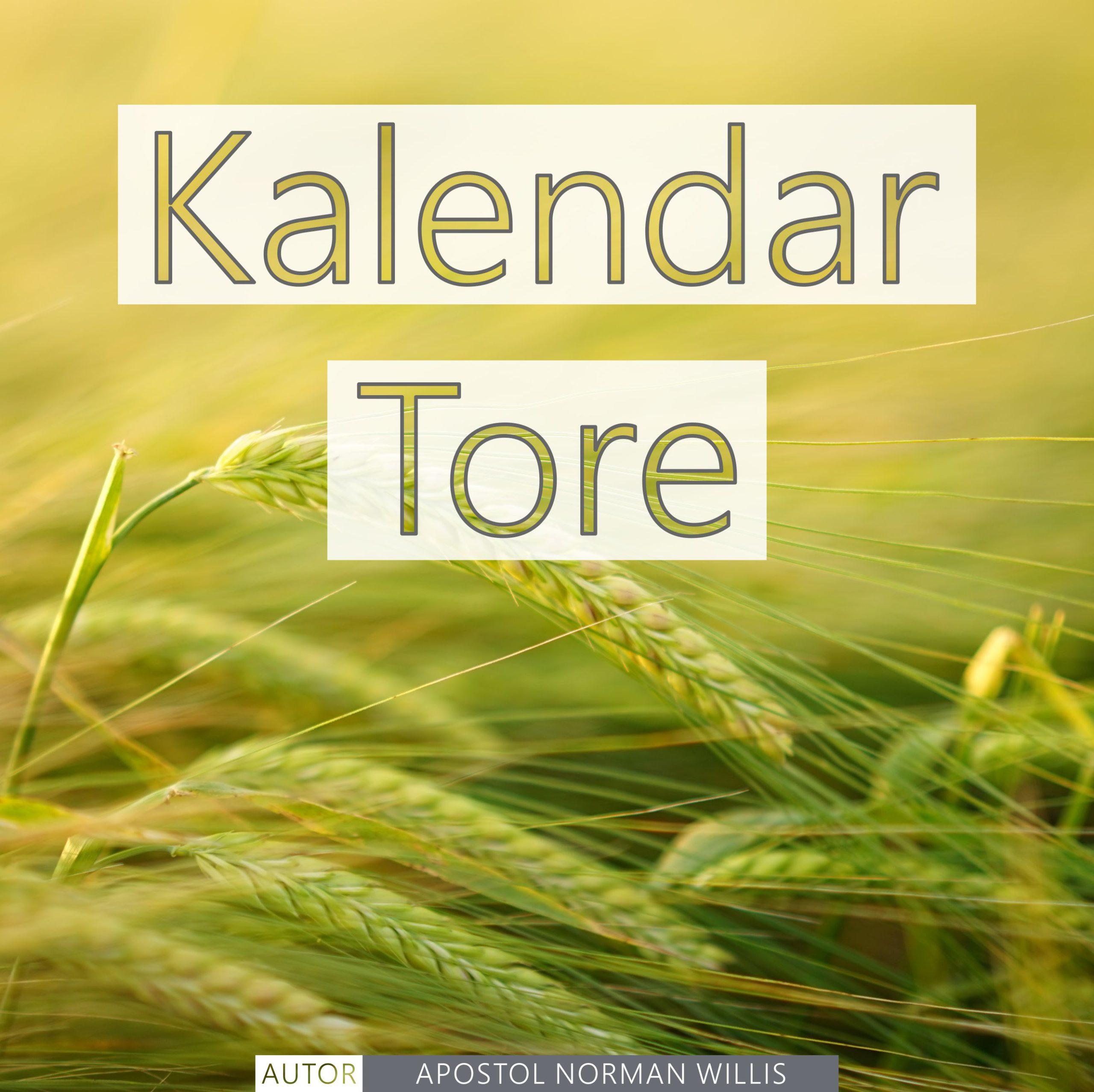 Kalendar Tore