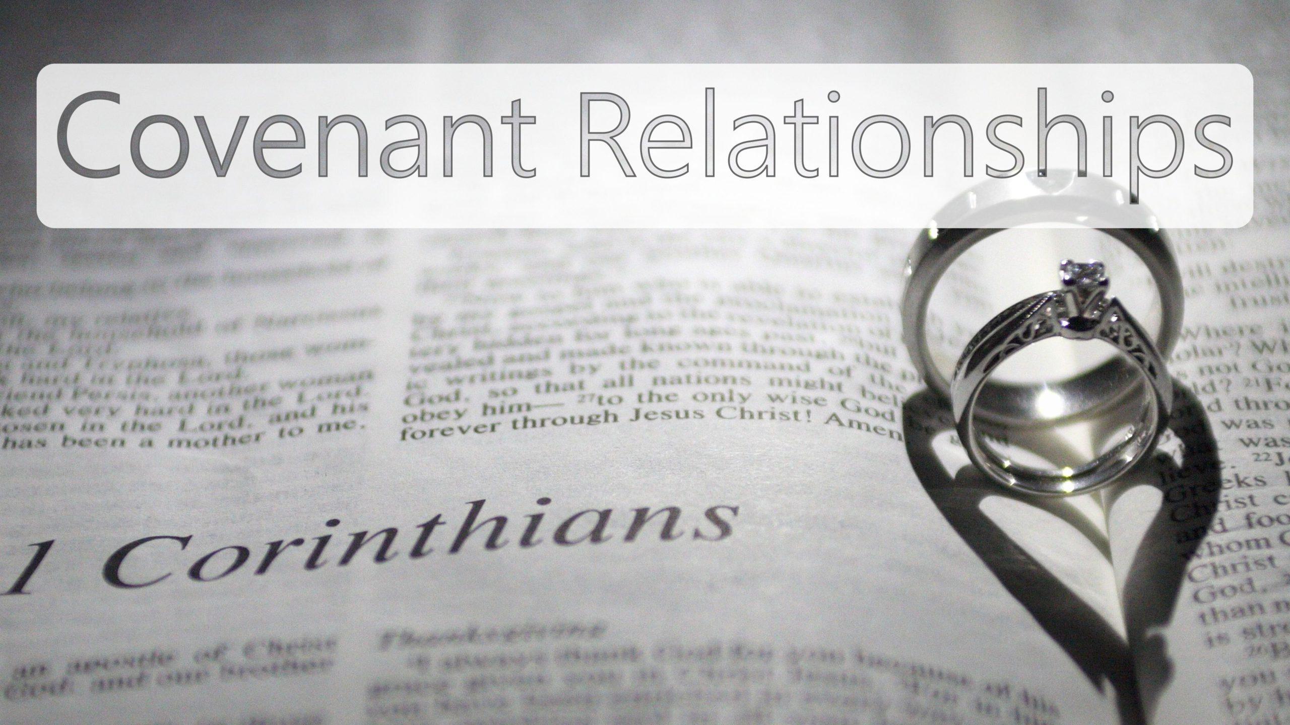 Covenant Relationships