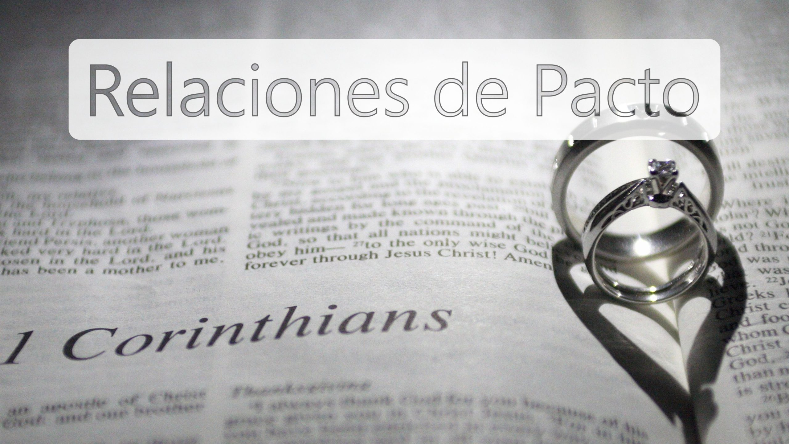 Relaciones de Pacto