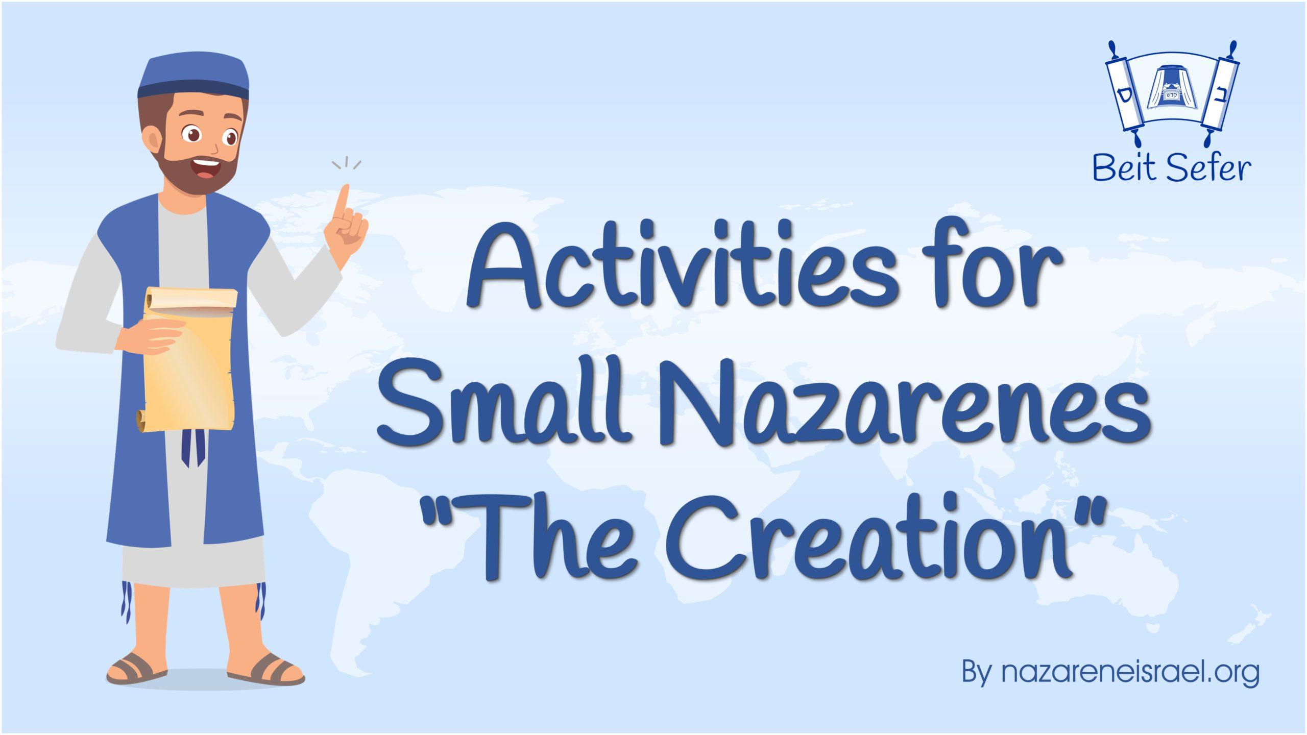 Activity the Creation